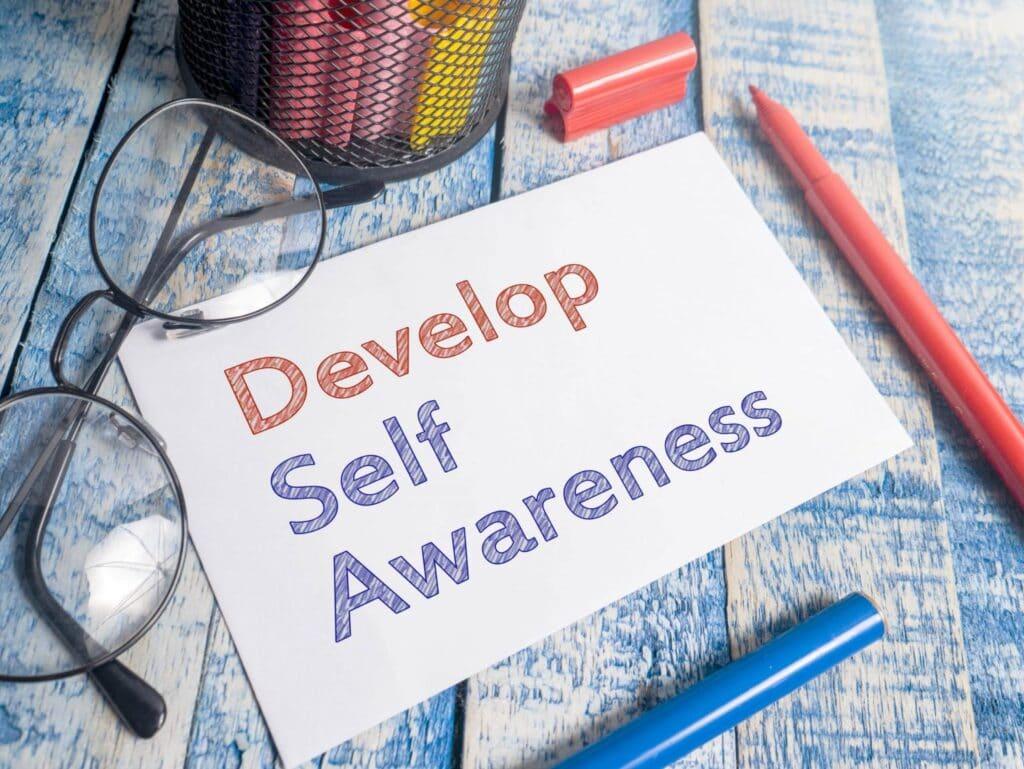 Self-Awareness As A Healing Tool