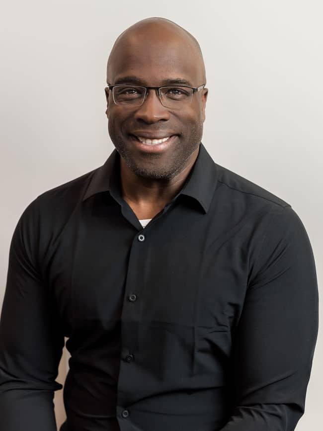 Desmond Lomax- Executive Director of Clinical Services